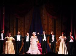 Веселая вдова Петербургская оперетта Сергея Шалагина (2)