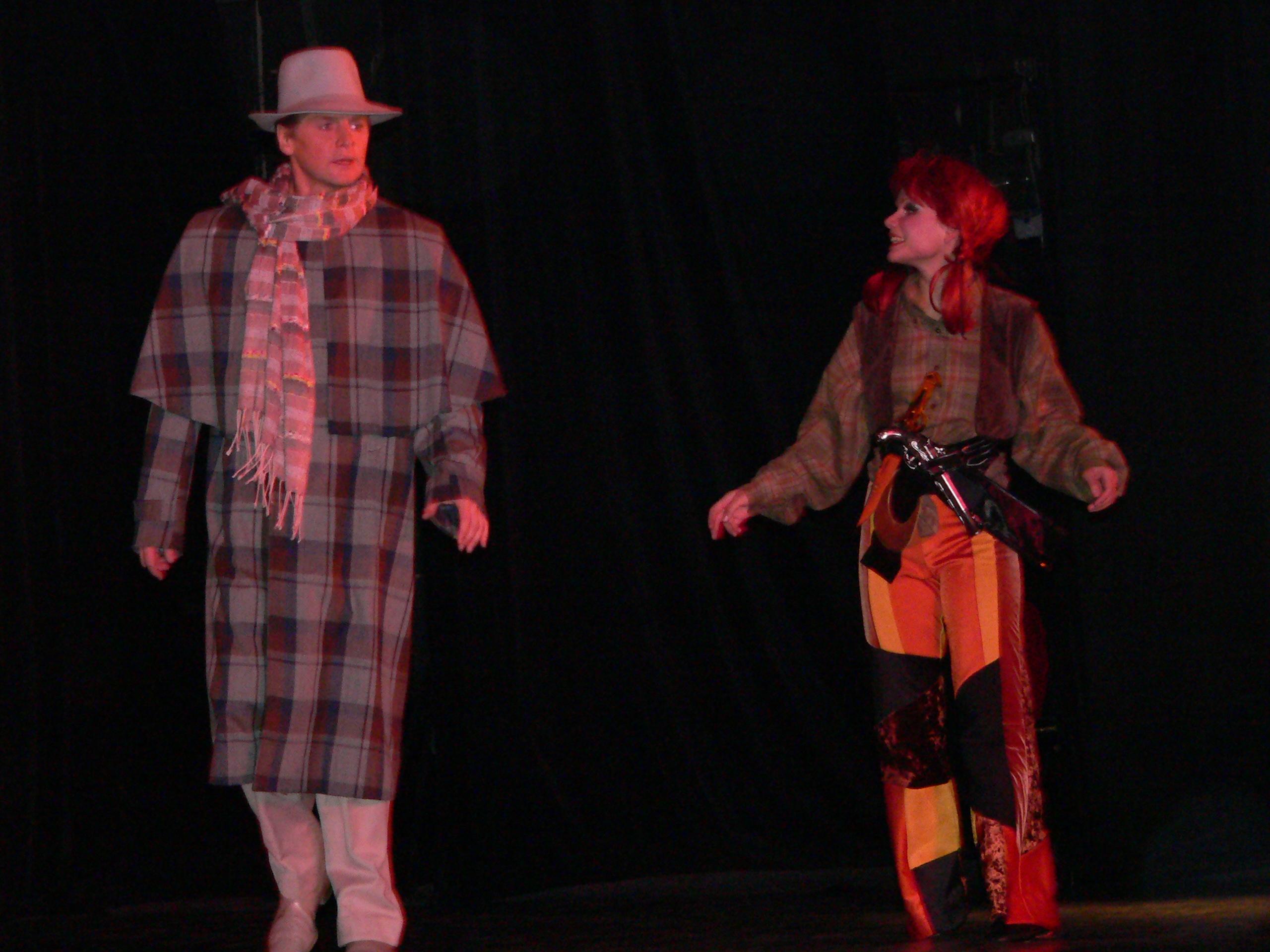 Снежная королева Петербургская оперетта Сергея Шалагина (5)