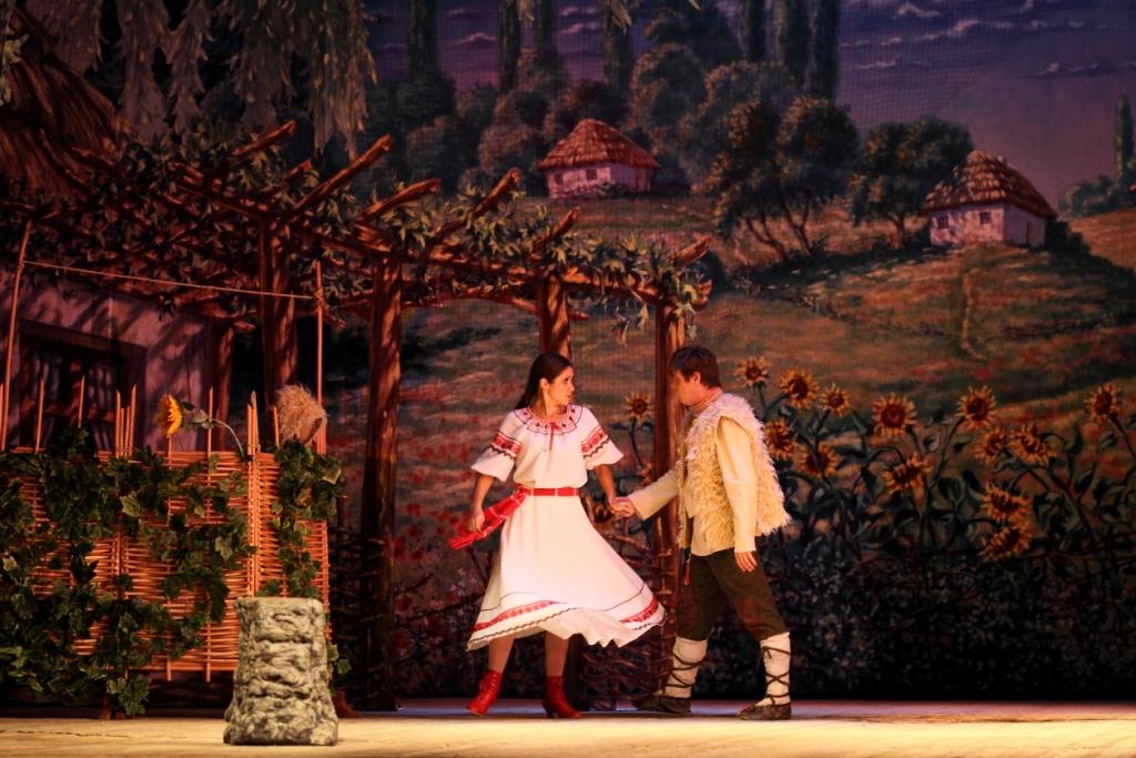Свадьба в Малиновке Петербургская оперетта Сергея Шалагина (29)