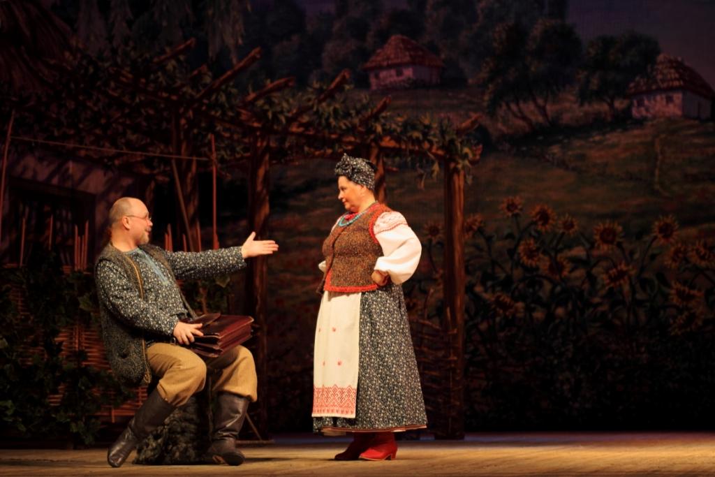 Свадьба в Малиновке Петербургская оперетта Сергея Шалагина (3)