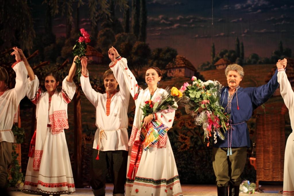 Свадьба в Малиновке Петербургская оперетта Сергея Шалагина (69)