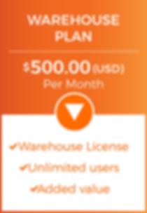 Warehouse price plan