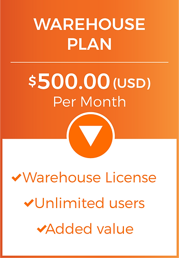 Warehouse price plan