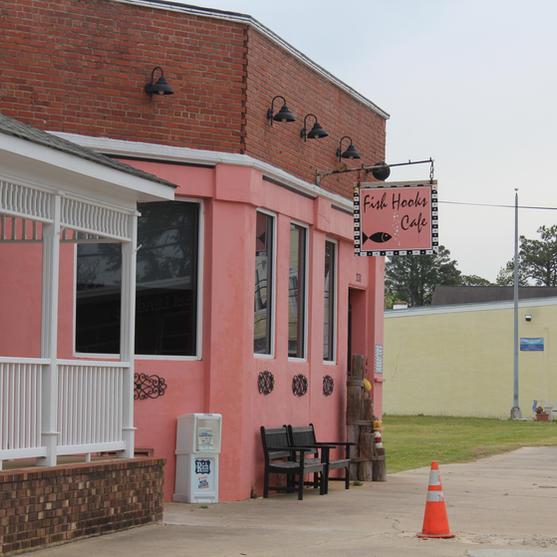 Fish Hook's Cafe