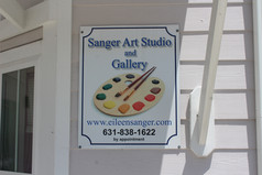 Sanger Art Studio