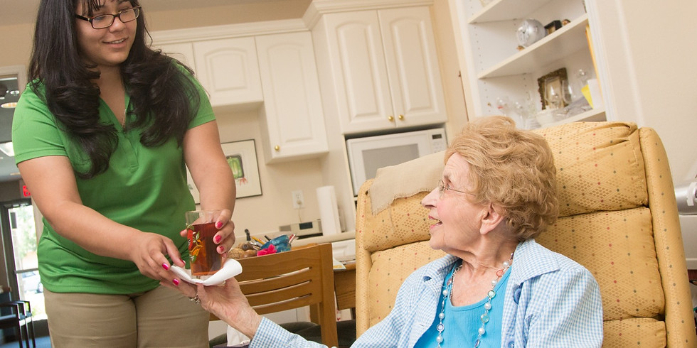 Assisted Living Caregiver Certification Course