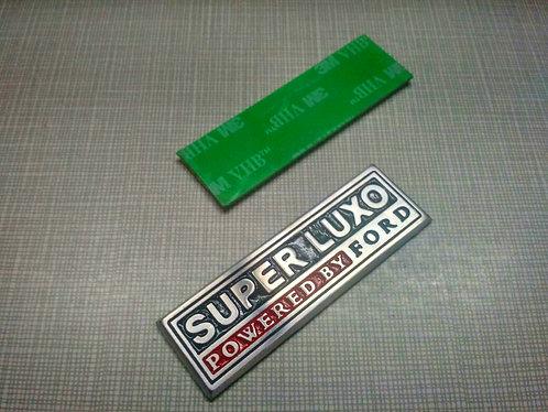 EMBLEMA MAVERICK SUPER LUXO (Unidade)