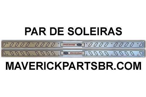 SOLEIRA DE PORTA (Par) - FORD RACING
