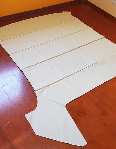 Teto Branco - Fase 1