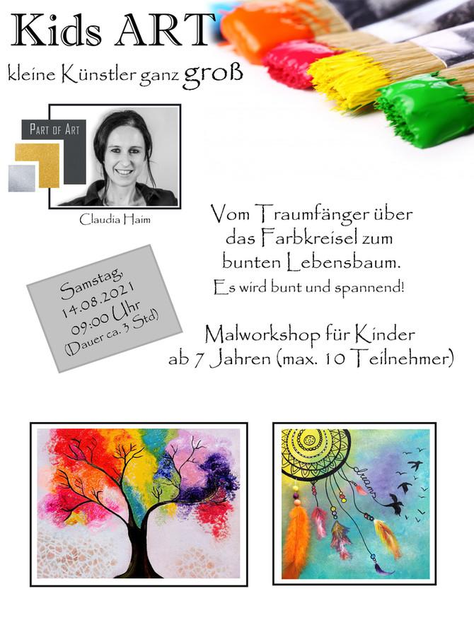 Kids ART im Stanglwirt *****