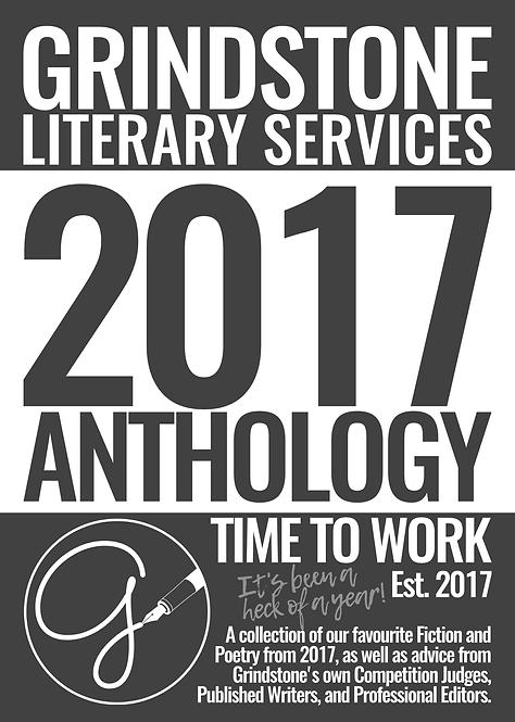 Grindstone's 2017 Anthology