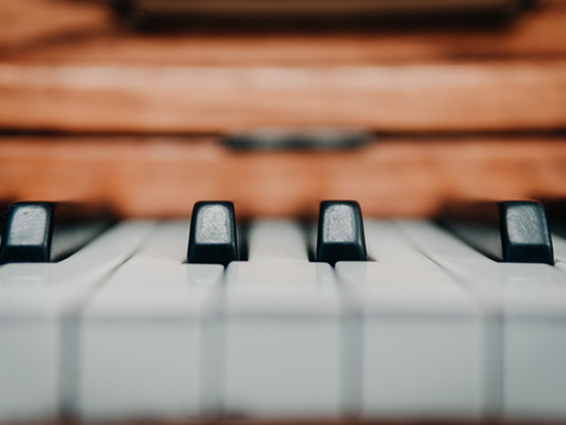 Winners: Julia Molloy - The Pianist