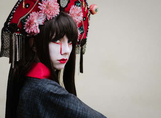 Winners: Laura Laakso - The Life of  a Kabuki Doll