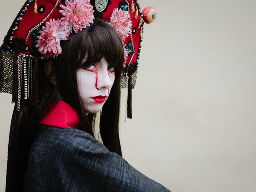 Winners: Laura Laakso - The Life of  a Kabuki Doll