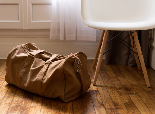 Winners: Paul Brockbank - Baggage Allowance