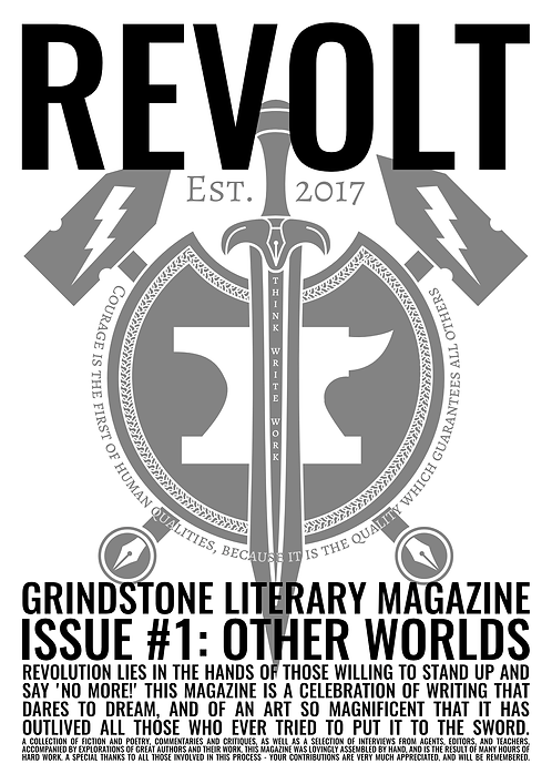 Literary Magazine - Issue #1: Other World