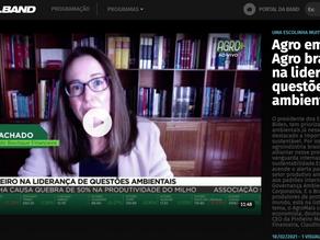Agro em Revista: Agro brasileiro na liderança de questões ambientais.