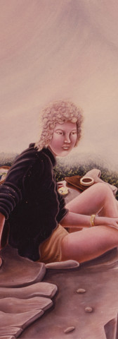 Cecilia in Summer, 1985