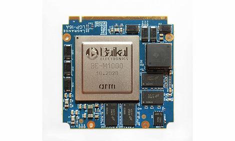 Baikal BE-M1000 QSeven SoM