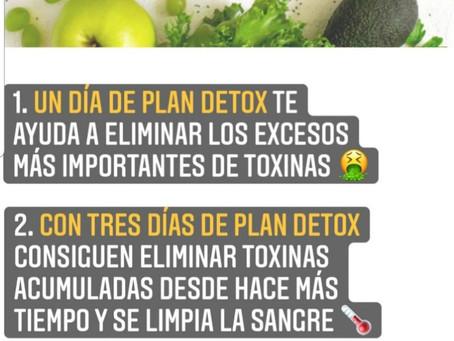La Importancia del detox en el cuerpo Humano