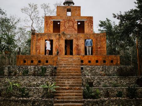 Ceremonia Maya_Aline & Alfredo