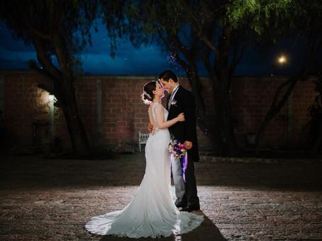 Aline & Alfredo_Querétaro_Hacienda del Marqués