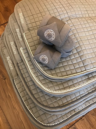 Brillare Dressage Pad and Bandages