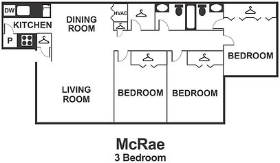 McCrae 3 Bedroom