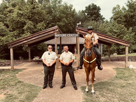Tims Ford State Park Nature Center now open!
