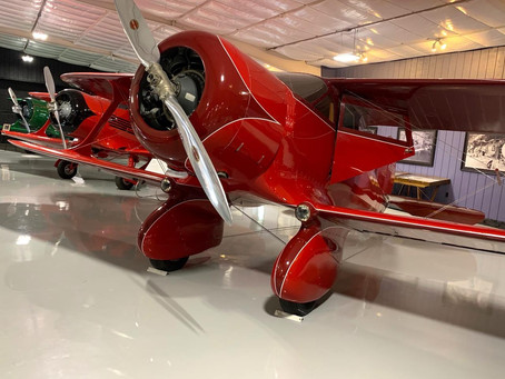 """Journeys of Discovery: Tennessee's """"best-kept-secret"""" Beechcraft aircraft Heritage museum"""