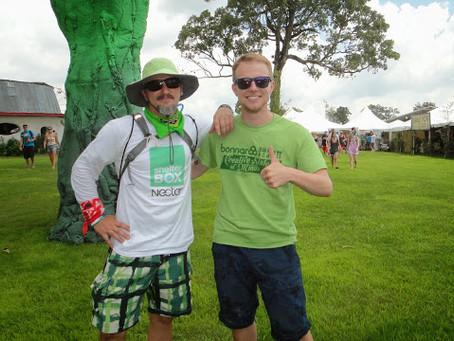 Bonnaroo Chris: Giving Back + Volunteering