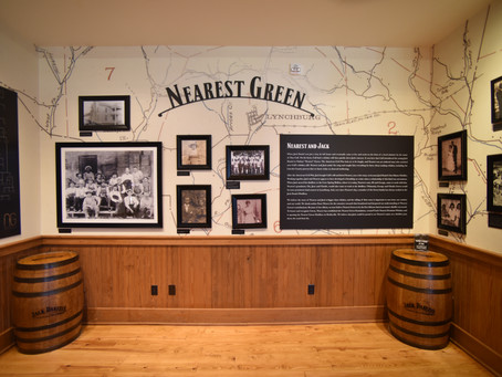 The story of Jack Daniel and Nearest Green