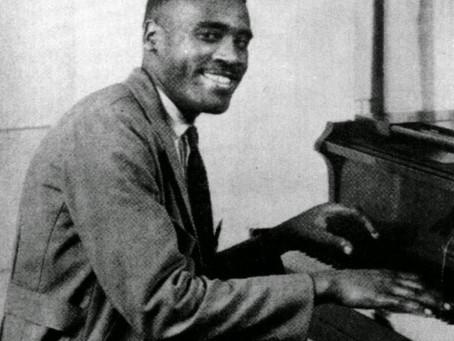 Blues icon, Leroy Carr