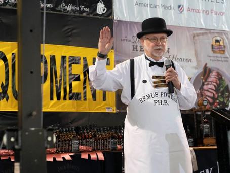 The Jack Daniel's BBQ returns on October 8-9