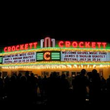 Lawrenceburg Crockett Theatre