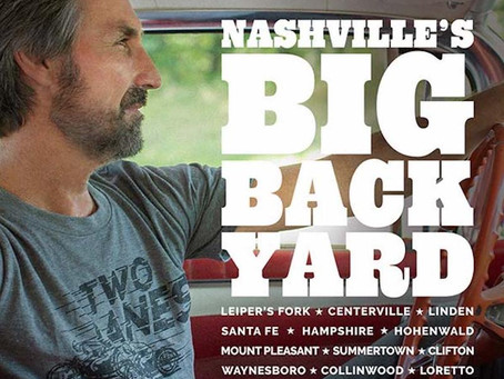 Journeys of Discovery: Exploring Nashville's big backyard