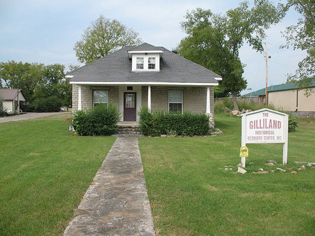 Shelbyville's Historic Gilliland House