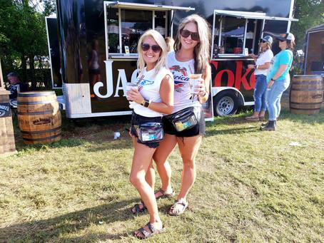 Fans party, dance, sing along, enjoy Jack Daniel's at Lynchburg Music Fest