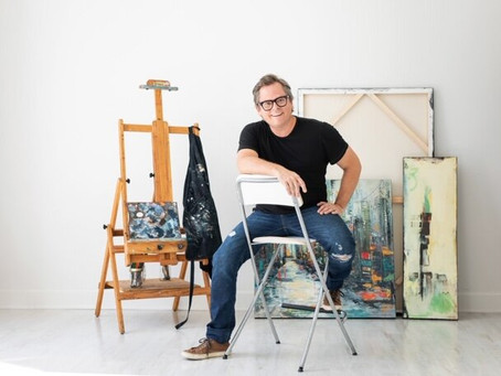 """STACY BEAM'S """"ART ON THE MOUNTAIN"""" SET FOR JULY 2-4"""