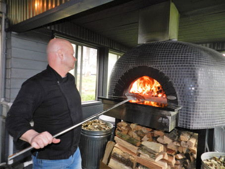 Neapolitan wood-fired oven arrives in Lynchburg; solidifies the Jack Daniel Distillery experience