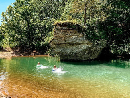 Come play in Nashville's Big Backyard; Plan a trip to the Piney River Resort