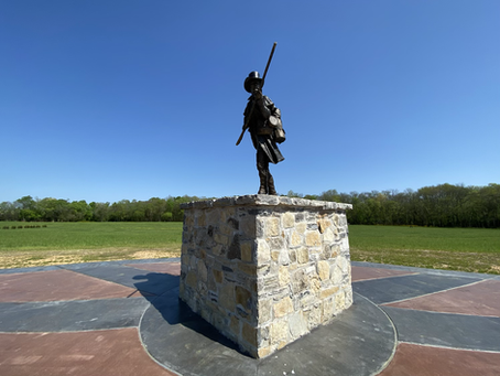 Camp Blount's history associated with the War of 1812, Seminole Wars in 1818 & 1836, and Civil War