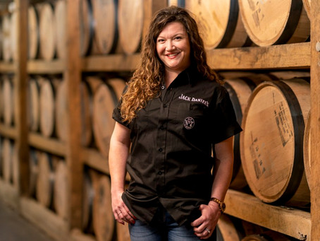 Lexie Phillips makes history as Jack Daniel's first female assistant distiller
