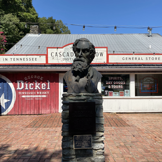 Cascade Hollow Distillery - Home of George Dickel