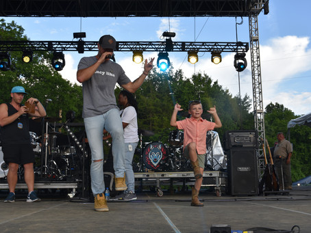 Lynchburg Music Festival – Proof that Live Music Is Back for All Ages