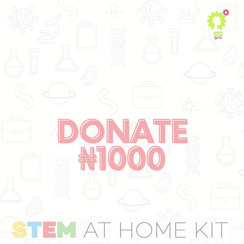 Donate N1000