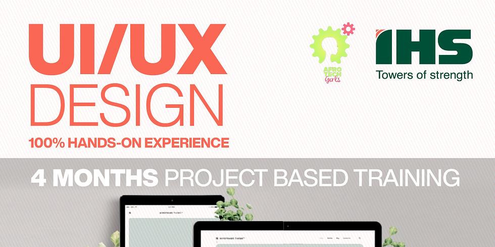 UI/UX Design Training with IHS Nigeria