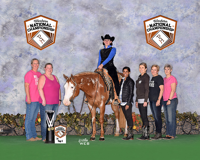 2019 APHA Western Nationals