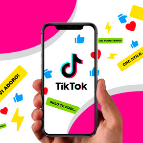 TikTok, l'app che fa divertire grandi e piccini