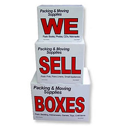 Self Storage Packing Supplies